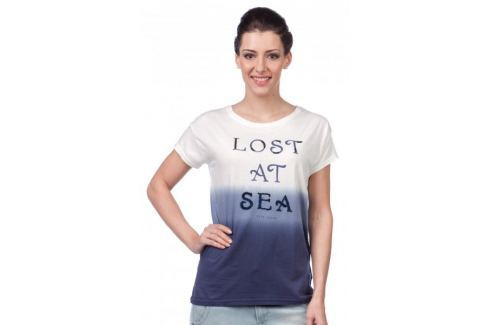 Dárek Pepe Jeans dámské tričko Reese S smetanová Produkty