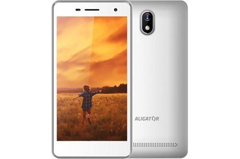 Dárek Aligator S5065 Duo. bílý Mobilní telefony