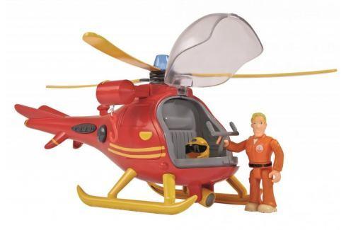 Dárek Simba Požárník Sam - Vrtulník s figurkou Auta