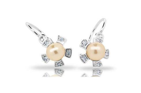 Dárek Cutie Jewellery Dětské náušnice C2395-10-C1-S-2 stříbro 925/1000 Náušnice