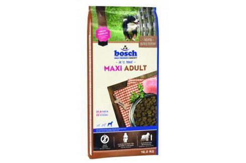 Dárek Bosch Maxi Adult 15kg Granule pro psy
