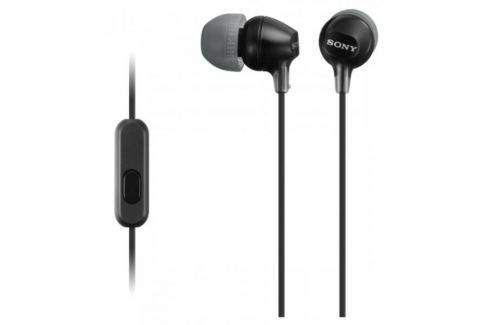 Dárek Sony MDR-EX15APB (Black) Sluchátka s mikrofonem