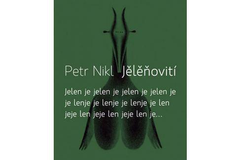 Dárek Nikl Petr: Jělěňovití + CD Beletrie do 10 let