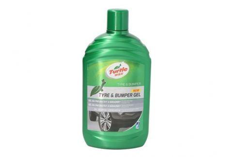 Dárek Turtle Wax Gel na pneumatiky a nárazníky, Tyre & Bumper Gel, 500 ml Černidla na pneumatiky