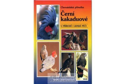 Dárek Connorsovi Neville a Enid: Černí kakaduové – v přírodě i lidské péči Zvířata
