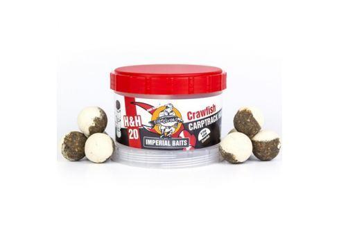 Dárek Imperial Baits Neutrálně vyvážené boilies Half'n Half Crawfish 75 g, 20 mm Plovoucí boilies