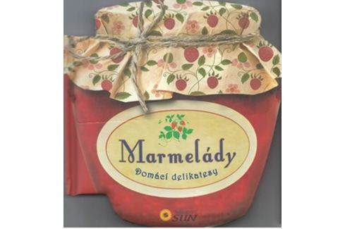 Dárek Marmelády - Domací delikatesy Kuchařky