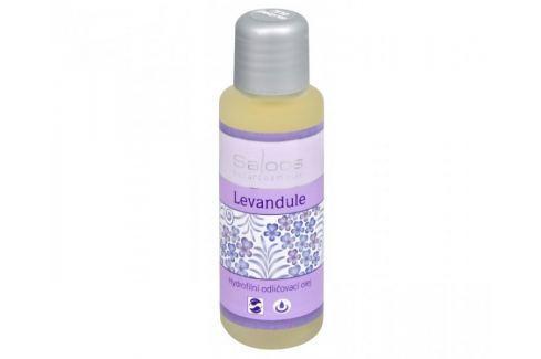 Dárek Saloos Hydrofilní odličovací olej - Levandule (Objem 50 ml) Čištění pleti