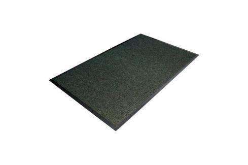 Dárek Zelená textilní čistící vnitřní vstupní rohož - 90 x 60 x 0,7 cm Vstupní čistící rohože