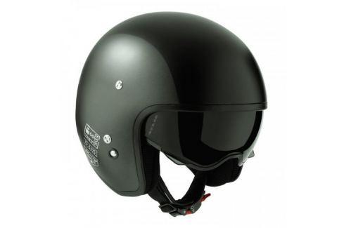Dárek Diesel přilba  HI-JACK šedá/černá matná vel.XXS (51-52cm) Helmy na motorku