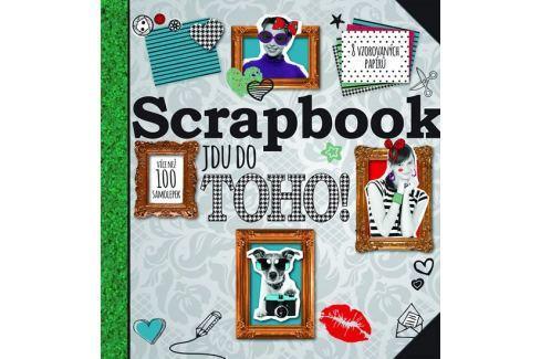 Dárek Scrapbook - Jdu do toho! Naučná literatura nad 10 let