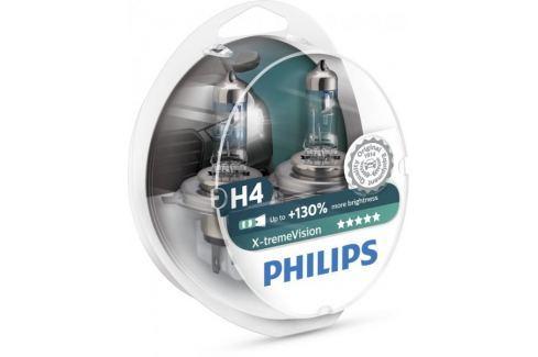 Dárek Philips X-tremeVision H4, 12 V, 60/55 W, 2 ks Autožárovky