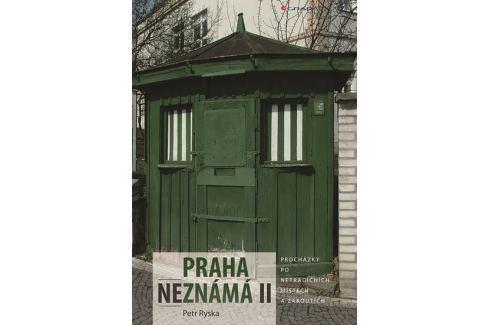 Dárek Ryska Petr: Praha neznámá II Mapy, cestování