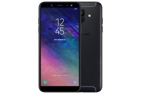 Dárek Samsung Galaxy A6, Black Mobilní telefony