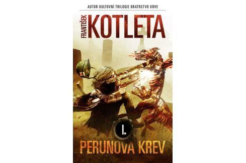 Dárek Kotleta František: Perunova krev I. Sci-fi a fantasy