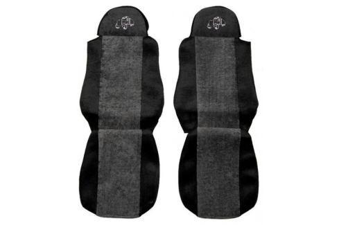 Dárek F-CORE Potahy na sedadla PS01, šedé Potahy