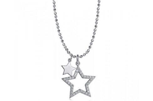 Dárek Brosway Stříbrný náhrdelník Musa G9MU02 stříbro 925/1000 Náhrdelníky