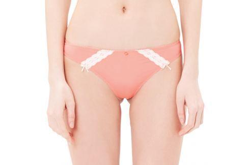 Dárek s.Oliver dámská tanga 36 růžová Spodní prádlo