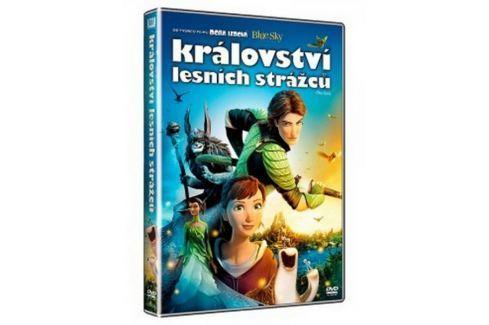 Dárek Království lesních strážců   - DVD Animované