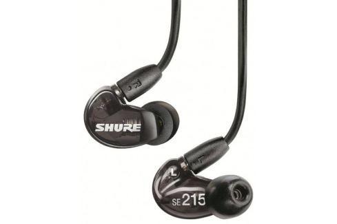 Dárek Shure SE215-K (Black) Sluchátka bez mikrofonu
