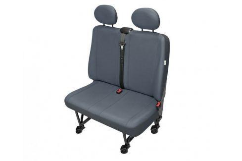 Dárek KEGEL Potah na sedačku do dodávek Van Practical DV2 L, barva šedá Potahy
