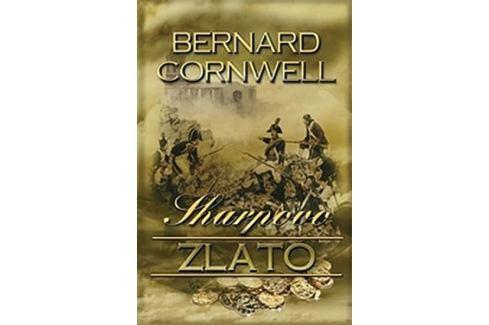 Dárek Cornwell Bernard: Sharpovo zlato Historické romány