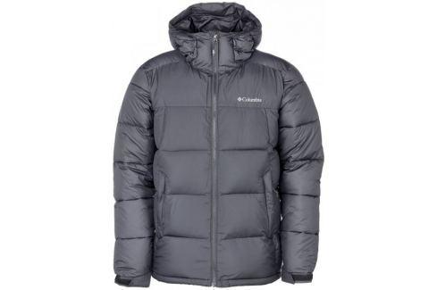 Dárek Columbia Pike Lake Hooded Jacket Black M Městské a kabáty