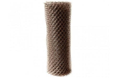 Dárek Čtyřhranné pletivo Zn+PVC (s ND) - výška 200 cm, hnědá, 25 m Pletivo