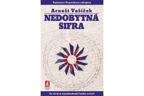 Dárek Vašíček Arnošt: Nedobytná šifra Záhady