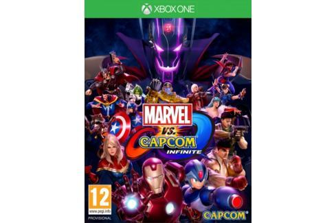 Dárek Marvel vs. Capcom: Infinite (XONE) Hry na konzole