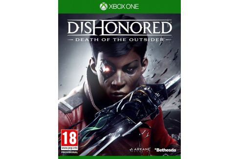 Dárek Bethesda Softworks Dishonored: Death of the Outsider / Xbox One Hry na konzole