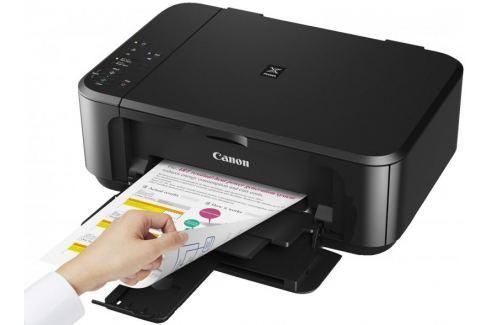 Dárek Canon PIXMA MG3650 černá (0515C006) Tiskárny