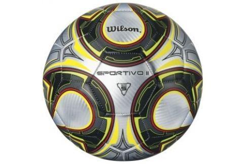 Dárek Wilson Sportivo II Sb Silver/Black/Yellow Size 5 Míče