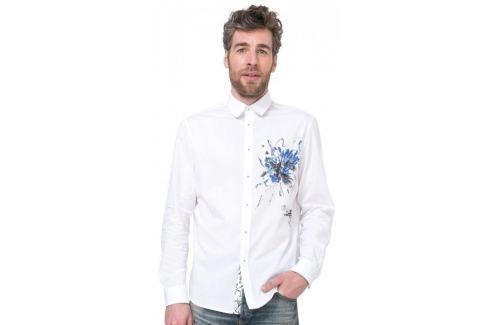 Dárek Desigual pánská košile Florlow M bílá Produkty