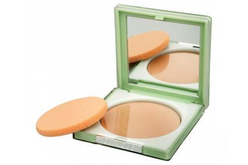 Dárek Clinique Kompaktní pudr pro dlouhotrvající matný vzhled (Stay-Matte Sheer Pressed Powder) 7,6 g (Odstín 01 St Pudry