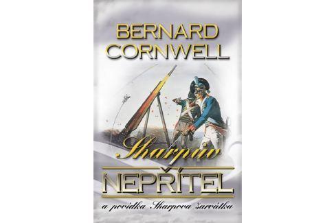 Dárek Cornwell Bernard: Sharpův nepřítel Historické romány