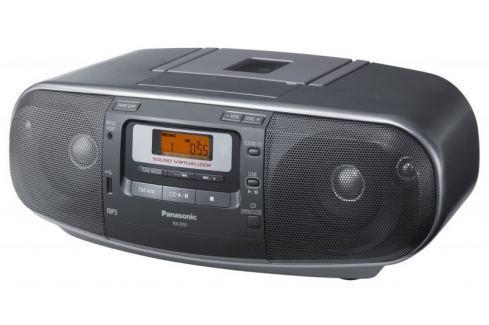 Dárek Panasonic RX-D55AEG-K S přehráváním kazet