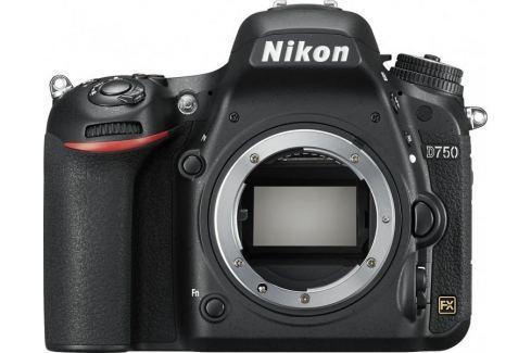 Dárek Nikon D750 Body Digitální zrcadlovky