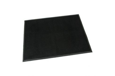 Dárek FLOMAT Gumová vstupní kartáčová rohož Rubber Brush - 120 x 90 x 1,2 cm Vstupní čistící rohože