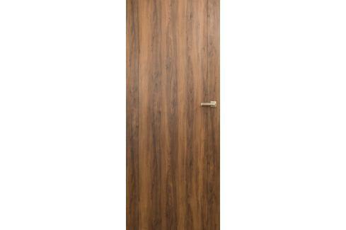 Dárek VASCO DOORS Interiérové dveře LEON plné, deskové, Bílá, A 70 cm, pravé