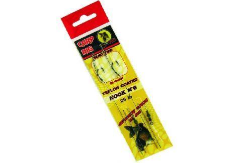 Dárek Extra Carp carp rig ( 2 kusy v balení) 25 lb 2, 25 lb Návazce