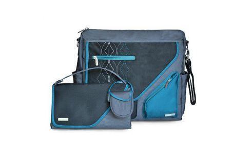 Dárek JJ Cole Taška na kočárek Metra, Blue Diamond Přebalovací tašky