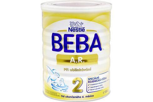Dárek Nestlé Beba A.R. 2 speciální kojenecké mléko při ublinkávání, 800 g Speciality