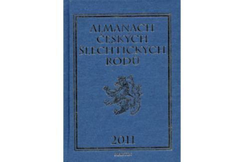 Dárek Almanach českých šlechtických rodů 2011 Lexikony, encyklopedie