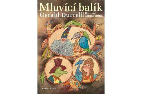 Dárek Durrell Gerald: Mluvící balík Beletrie do 10 let