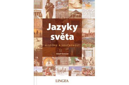 Dárek Genzor Jozef: Jazyky světa - Historie a současnost Slovníky, učebnice