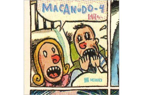 Dárek Liniers Ricardo: Macanudo 4 Komiksy