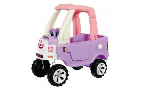 Dárek Little Tikes Terénní auto Cozy - růžové pro princezny Odrážedla