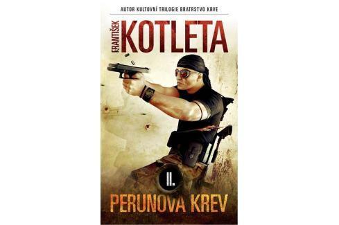 Dárek Kotleta František: Perunova krev II. Sci-fi a fantasy