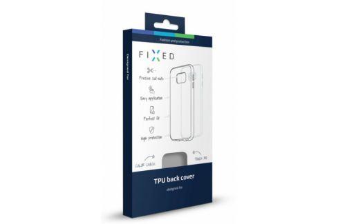 Dárek Fixed TPU gelové pouzdro pro Vodafone Smart Turbo 7, bezbarvé Pouzdra, kryty